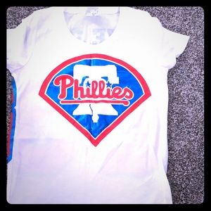 PHILLIES SHORT SLEEVE T-SHIRT